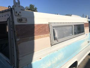 Vintage 70's truck camper shell for Sale in Lemon Grove, CA