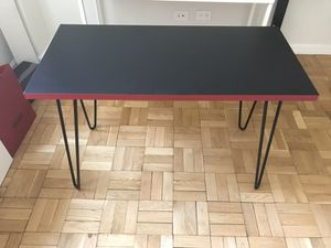 Retro desk or console table for Sale in New York, NY