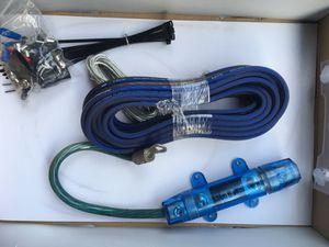 NVX Amplifier Kit for Sale in Dallas, TX