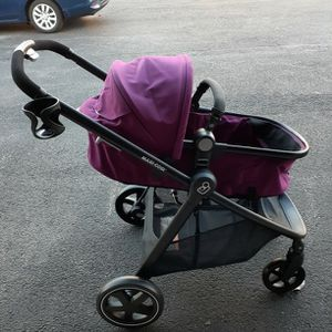 Maxi-Coso Zelia 5-in-1 Stroller/Travel System for Sale in Columbus, OH