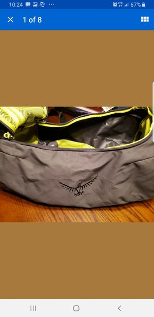 Osprey Trillium 45 Unisex Bag Duffle - Granite Grey One Size. Condition is New with tags for Sale in Chicago, IL