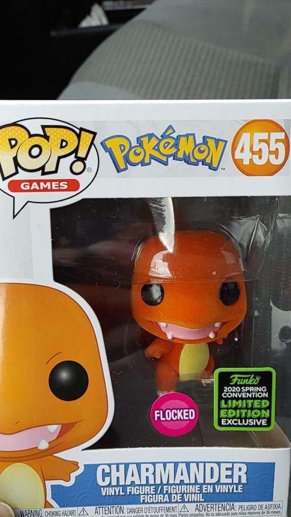 Pokemon Charmander Limited Edition Funko Pop