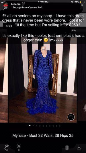 Lynira Label Prom Dress !! for Sale in Dallas, TX