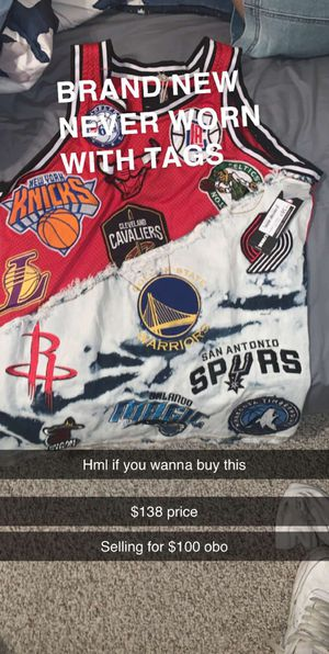 Jersey for Sale in Bloomington, IL