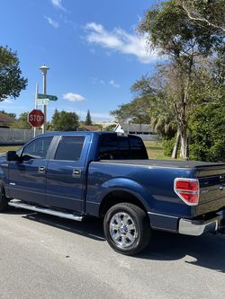 2014 Ford F-150 XLT 3.5 Twin Turbo Ecoboost Runs And Drives Like New In Perfect Conditions In And Out! for Sale in Boca Raton,  FL
