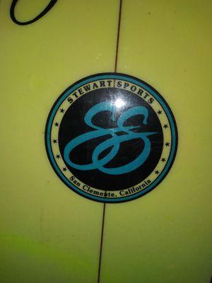 Stewart Surfboard for Sale in El Cajon, CA