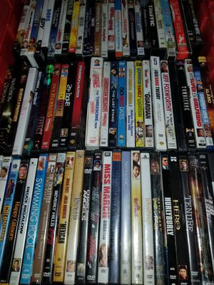 Over 225 DVD Movie Collection $0.29 each!!! for Sale in Lancaster, CA