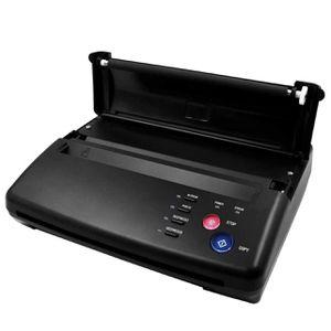 Pro Black Tattoo Transfer Copier Printer Machine Thermal Stencil Paper Maker for Sale in Ontario, CA