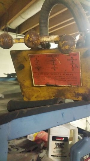 3 lever backhoe controls for Sale in Springfield, TN