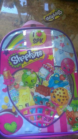 Shopkins backpack for Sale in Lafayette, CA