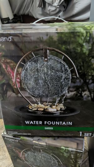 2 Brand New water fountains in box for Sale in Payson, AZ