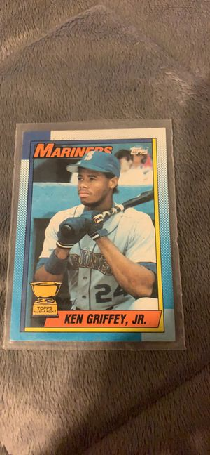 Ken Griffey jr rookie for Sale in Hilliard, OH