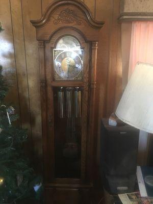 Howard Miller grandfather clock for Sale in Estancia, NM