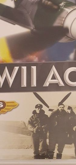 WWII ACES (Nintendo Wii + Wii U) for Sale in Lewisville,  TX
