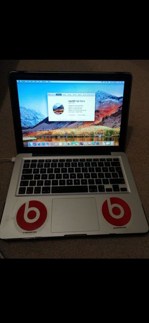 Macbook pro early 2011 8gb ram 320gb hdd for Sale in Fort Lauderdale, FL