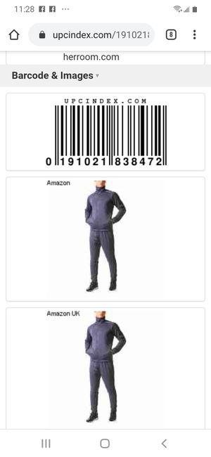 Adidas men jogging suit for Sale in Bakersfield, CA