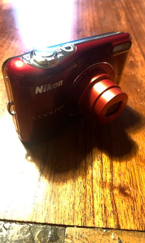 Nikon Coolpix L30 digital camera for Sale in Lubbock, TX