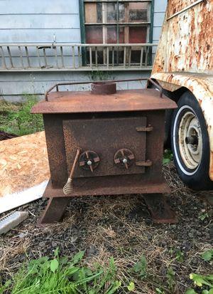 Jim bob wood stove for Sale in Hoquiam, WA