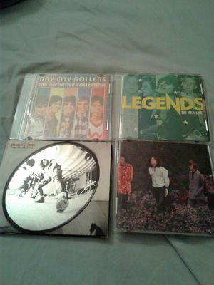 Assorted Various cds (4) for Sale in Tarpon Springs, FL