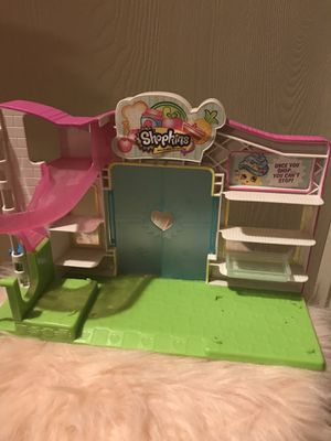 Shopkins Play Set for Sale in Ceres, CA