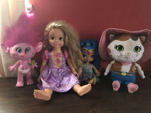 Girls dolls for Sale in Virginia Beach, VA