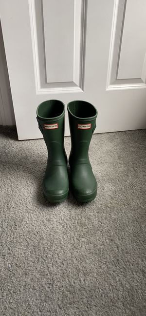 Mid Calf Hunter Boots for Sale in Columbus, OH
