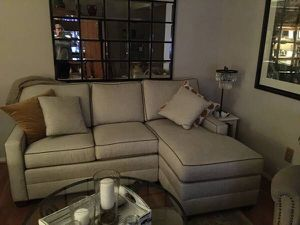 Sectional couch -Ethan Allen - like new $1100 for Sale in Hamburg, NY
