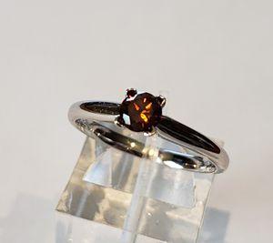.42Ct Spice Diamond Solitaire for Sale in Leavenworth, WA