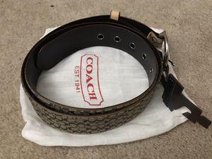 Authentic brand new Coach belt for Sale in Falls Church, VA
