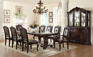 Kiera Brown Formal Dining Set for Sale in Houston, TX