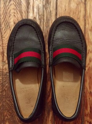 Gucci loafers for kids size 29 euro for Sale in Portland, OR