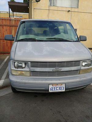 1999 Chevy Astro Van for Sale in La Puente, CA