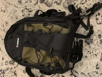 Canon Camera Backpack for Sale in New York,  NY