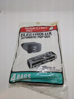 Brand New NOS Vintage Electrolux Automatic Pop Out Vacuum Cleaner Bags BR3 for Sale in Webster,  MN