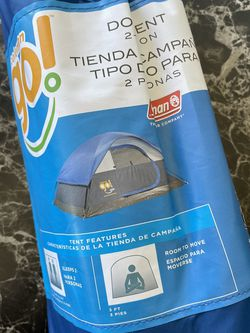 Coleman Camping Tent / Carpa para campar for Sale in Torrance,  CA