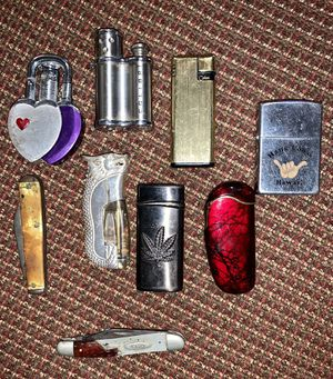 Butane Lighter set for Sale in Anaheim, CA