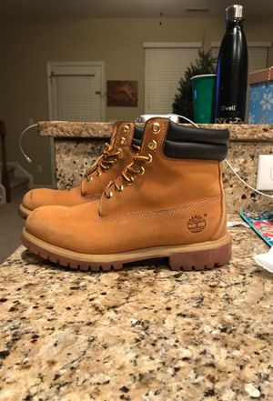 Timberland boots size 10 for Sale in Wake Forest, NC