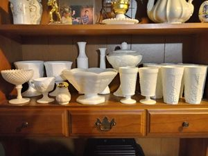 Milk Glass collection for Sale in Lake Wales, FL