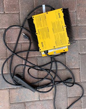 EZGO golf cart charger Like New $100 for Sale in North Venice, FL