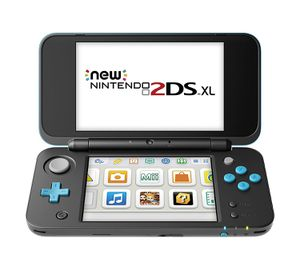 Nintendo New 2DS XL - Black + Turquoise for Sale in San Ramon, CA