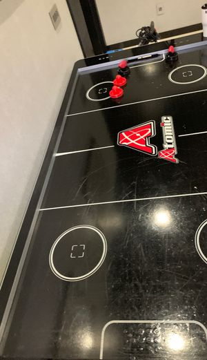 Air hockey table competition size for Sale in Miami, FL