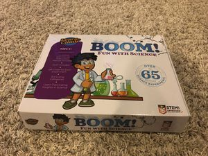 Learn & Climb Kids Science Set for Sale in Damascus, OR