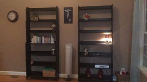 IKEA 8 Ft tall Bookshelves for Sale in Greensboro, NC