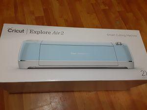 Cricut explore air 2 for Sale in San Leandro, CA