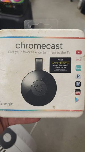 Chromecast for Sale in St. Petersburg, FL