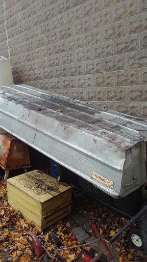 Aluminum boat for Sale in Dover, NJ