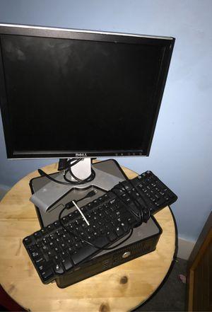 Dell computer desk top for Sale in Detroit, MI
