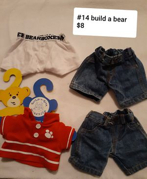 #14 BUILD A BEAR SET ALL FOR $8 for Sale in Las Vegas, NV