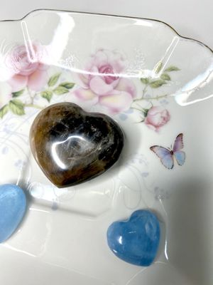 Black Moonstone Heart for Sale in Las Vegas, NV