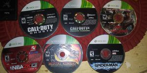 Xbox 360 games for Sale in Riverside, CA